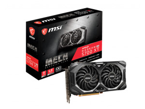 MSI Radeon RX 5700 XT Mech OC  8GB GDDR6 Graphics Card