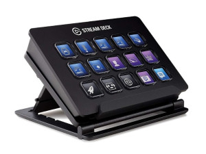 Corsair Elgato Stream Deck Productivity & Content Creation Controller