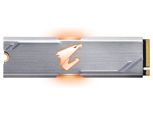 Gigabyte Aorus 256GB RGB NVMe PCIe 3.0 M.2 2280 Solid State Drive