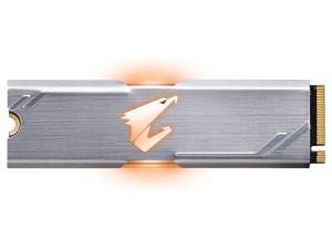 Gigabyte Aorus 512GB RGB NVMe PCIe 3.0 M.2 2280 Solid State Drive