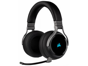 Corsair Virtuoso RGB Wireless High-Fidelity Black Gaming Headset