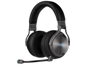 Corsair Virtuoso SE High-Fidelity Gunmetal Gaming Headset