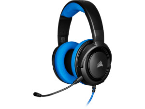 Corsair HS35 Black & Blue Wired Stereo Gaming Headset