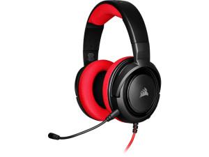 Corsair HS35 Black & Red Stereo Gaming Headset