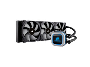 Corsair Hydro Series H150i PRO RGB 360mm Closed Loop AIO Liquid CPU Cooler