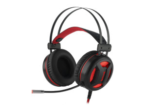 Redragon Minos 7.1 Virtual Surround Sound Black USB Gaming Headset