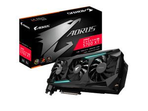 Gigabyte Radeon RX 5700 XT Aorus 8GB GDDR6 Graphics Card
