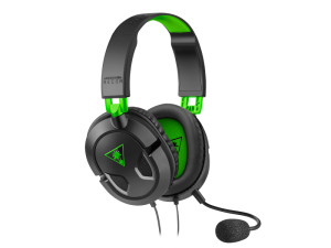 Turtle Beach Recon 50X Wired Xbox One Black & Green Headset