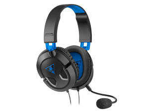 Turtle Beach Recon 50P Wired PlayStation 4 Black & Blue Headset