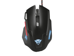 Trust GXT 111 Neebo Optical Multi Colour LED Wired Gaming Mouse
