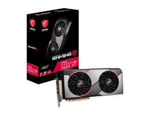 MSI Radeon RX 5600 XT Gaming X 6GB GDDR6 Graphics Card
