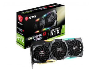 MSI GeForce RTX 2080 Super Gaming X Trio 8GB GDDR6 Graphics Card