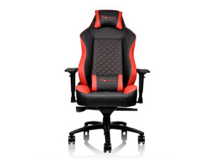 Thermaltake GT Comfort Black & Red Ergonomic Reclining Gaming Chair