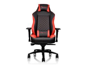 Thermaltake GT Comfort Black & Red Ergonomic Reclining Gaming Chair