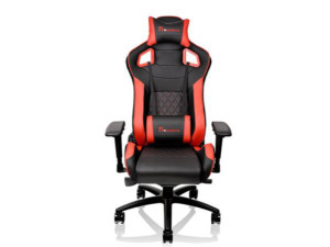 Thermaltake GT Fit Black & Red Ergonomic Reclining Gaming Chair