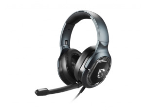 MSI Immerse GH50 RGB 7.1 Surround Sound Wired Gaming Headset