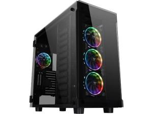 Thermaltake View 91 Tempered Glass RGB Edition Super Tower Desktop PC