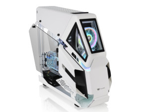 Thermaltake AH T600 Snow Full Tower Desktop PC Case