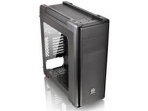 Thermaltake Versa C21 RGB Mid-Tower Desktop PC Case