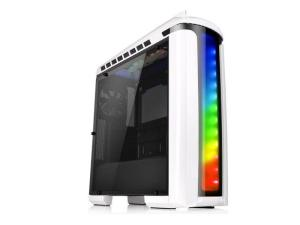 Thermaltake Versa C22 RGB Snow Edition Mid-Tower Desktop PC Case