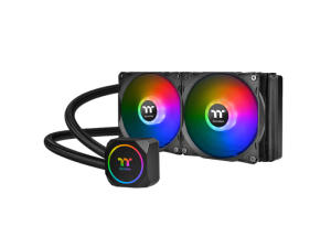 Thermaltake TH240 240mm ARGB Sync AIO CPU Liquid Cooler