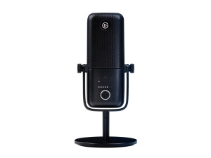 Elgato Wave:3 Broadcast Grade Black Microphone