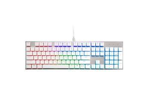 Cooler Master SK650 Low Profile White Mech Gaming Keyboard