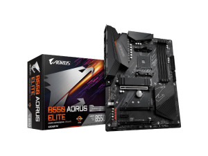 Gigabyte B550 AORUS ELITE AMD AM4 Socket ATX Desktop Motherboard