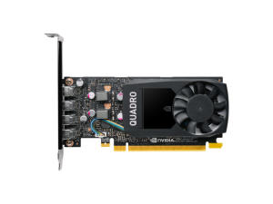 NVIDIA PNY Quadro P1000 4GB GDDR5 Workstation GPU