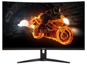 AOC CQ32G2E 32'' 1440p 144Hz 1ms Curved FreeSync Gaming Monitor