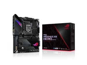 Asus ROG Z490 Maximus XII Hero LGA1200 Socket ATX Desktop Motherboard