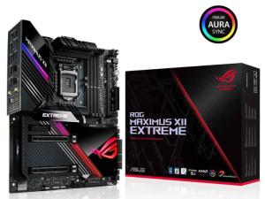 ASUS ROG Z490 Maximus XII Extreme LGA1200 Socket E-ATX Desktop Motherboard
