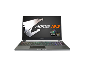 Gigabyte Aorus 15G - i7-10875H, 16GB, RTX 2070 Super, 1TB SSD, 15.6'' FHD 300Hz, Windows 10 Home Laptop