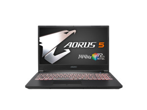 Gigabyte Aorus 5 MB – i5-10200H, 8GB, GTX 1650Ti, 512GB SSD, 15.6'' FHD 144Hz, Windows 10 Home Laptop