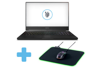 Gigabyte Aero 15 Classic-YA - i7-9750H, 32GB, RTX2080, 1TB SSD, 15.6'' FHD 240Hz, Windows 10 Pro Laptop