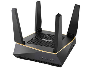 Asus RT-AX92U (1-Pack) 6100 Tri-Band WiFi 6 (802.11ax) Gaming Router