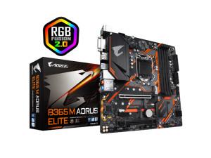 Gigabyte B365M Aorus Elite Intel LGA1151 Socket Micro-ATX Desktop Motherboard