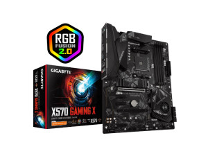 Gigabyte X570 Gaming X AMD AM4 Socket ATX Desktop Motherboard