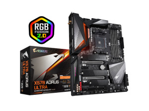 Gigabyte X570 Aorus Ultra AMD AM4 Socket ATX Motherboard