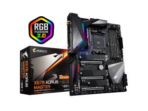 Gigabyte X570 Aorus Master AMD AM4 Socket ATX Motherboard
