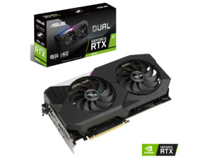 Asus Geforce RTX 3070 Dual OC 8GB GDDR6 Nvidia Graphics Card