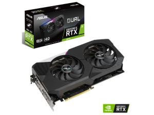 Asus Geforce RTX 3070 Dual OC 8GB GDDR6 Nvidia Graphics Card
