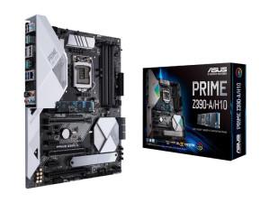 Asus PRIME Z390-A/H10 Intel 1151 Socket Desktop Motherboard
