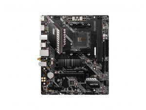 MSI MAG A520 Vector WiFi AMD AM4 Socket Micro-ATX Desktop Motherboard