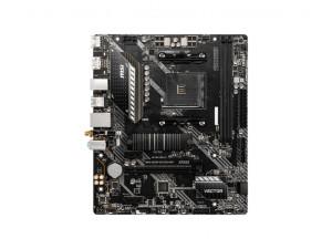 MSI MAG A520 Vector WiFi AMD AM4 Socket Micro-ATX Desktop Motherboard