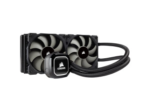 Corsair Hydro Series H100x High Performance 240mm Liquid Cooler