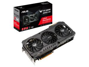 Asus TUF Gaming Radeon RX 6900 XT OC 16GB GDDR6 PCIE 4.0 AMD Graphics Card
