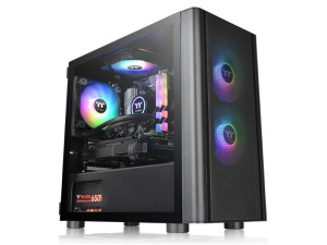 Thermaltake V150 ARGB Tempered Glass Mid Tower PC Case