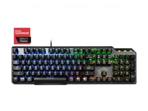MSI Vigor GK50 Elite RGB Kailh Blue Switch Black Wired Gaming Keyboard