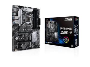 Asus PRIME Z590 V SI Intel 1200 Socket ATX Desktop Motherboard